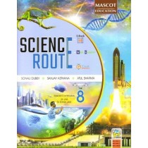 Mascot Science Route Book 8