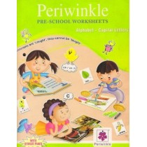 Periwinkle Pre-School Worksheets Alphabet Capital Letters
