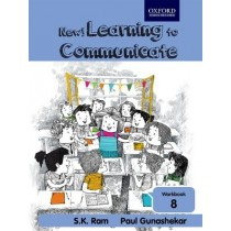 Oxford New Learning To Communicate Workbook Class 8