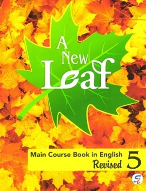 Sapphire A New Leaf Main Course Book in English For Class 5