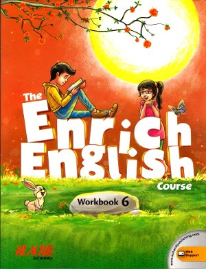 The Enrich English Workbook For Class 6