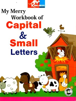 My Merry Workbook of Capital & Small Letters
