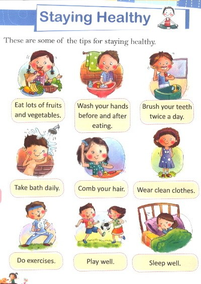 General Awareness A book For Kindergarten