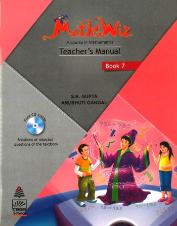 Mathswiz Class 7 Solutions book