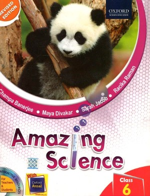 Oxford Amazing Science For Class 6