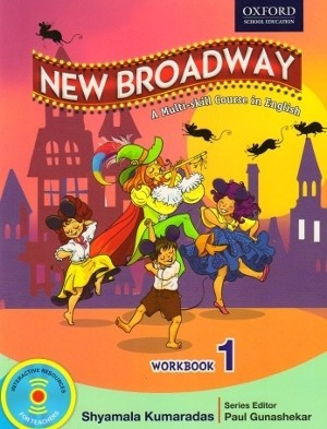 Oxford New Broadway English Workbook 1