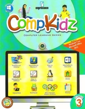 Compkidz Computer Learning Series Class 3