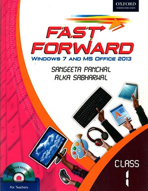 Oxford Fast Forward Windows 7 And MS Office 2013 Class 1