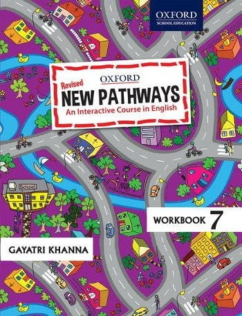 Oxford New Pathways English  For Class 7 (Work Book)