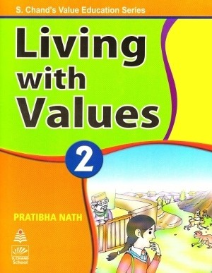 S chand Living with Values Class 2