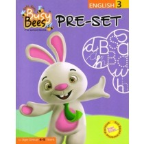 Acevision Busy Bees Pre-Set English Book 3