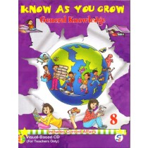 Know As You Grow General Knowledge Class 8