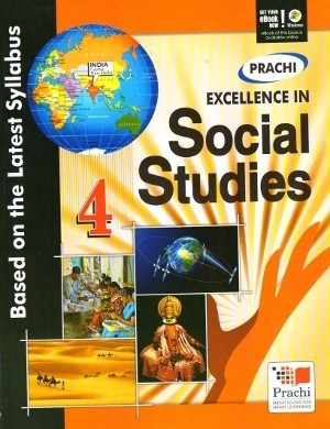 Prachi Excellence In Social Studies For Class 4