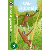 Penguin Read It Yourself With Ladybird Wild Animals Level 2