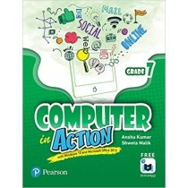Pearson Computer in Action Class 7 Book
