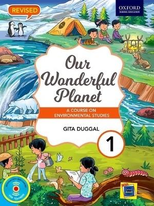 Oxford Our Wonderful Planet for Class 1