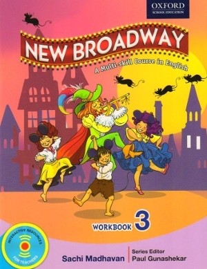 Oxford New Broadway English Workbook 3