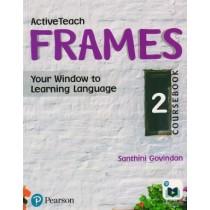 Pearson ActiveTeach Frames Coursebook Class 2