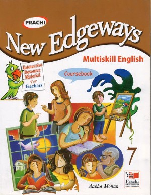 Prachi New Edgeways Multiskill English For Class 7