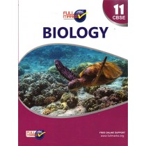 Full Marks Biology for Class 11