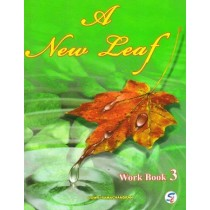 Sapphire A New Leaf English Workbook Class 3