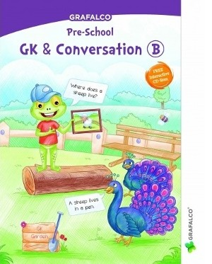 Grafalco Pre-School GK & Conversation B