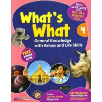 Viva What's What General Knowledge Class 4