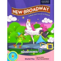 Oxford New Broadway English Literature Reader Book 8
