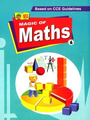 Magic Of Maths For Class 6