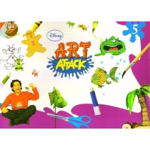 Disney Art Attack for Class 5