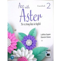 Pearson Ace with Aster English Coursebook Class 2