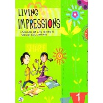 Sapphire Living Impressions Value Education For Class 1