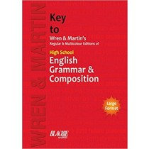 Key to Wren & Martin's High School English Grammar & Composition