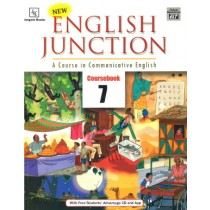 Orient Blackswan New English Junction Coursebook For Class 7