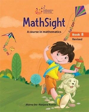 Indiannica Learning MathSight Class 8