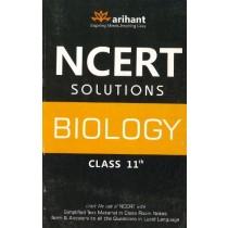 Arihant NCERT Solutions Biology Class 11
