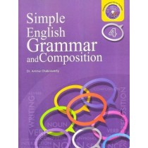 Acevision Simple English Grammar and Composition Class 4