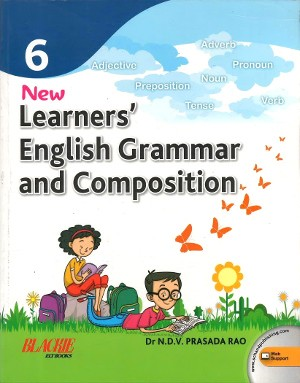 New Learner's English Grammar and Composition For Class 6