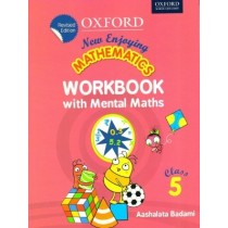 Oxford New Enjoying Mathematics Workbook Class 5
