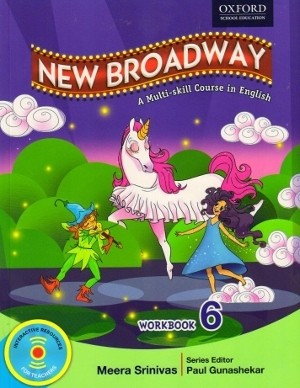 Oxford New Broadway English Workbook 6