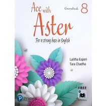 Pearson Ace with Aster English Coursebook Class 8