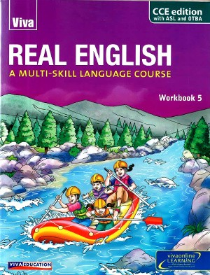 Viva Real English Workbook 5 – A multi-skill language course