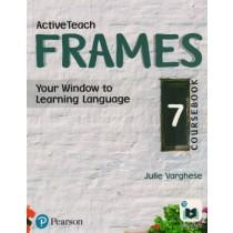 Pearson ActiveTeach Frames Coursebook Class 7
