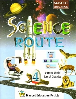 Mascot Science Route Book 4