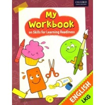 Oxford My Workbook English LKG