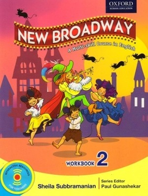 Oxford New Broadway English Workbook 2