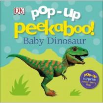 DK Pop-Up Peekaboo! Baby Dinosaur
