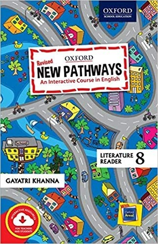 Oxford New Pathways Literature Reader For Class 8