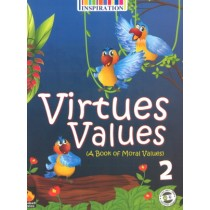 Virtues Values A book of Moral Values Class 2