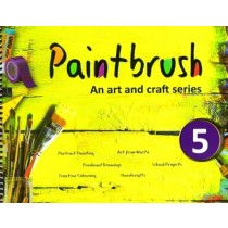 Paintbrush an Art and Craft Series Class 5
